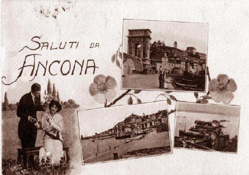 Ancona nelle cartoline d 39 epoca for Piani di fattoria d epoca